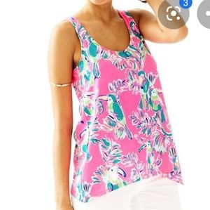 Lilly pulitzer Monterey Tank top